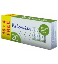 Тампони Паломита нормал 16+4бр.