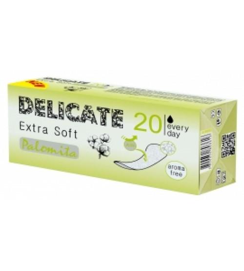 Дамски превръзки Паломита Extra soft 20 бр. Ежедневни
